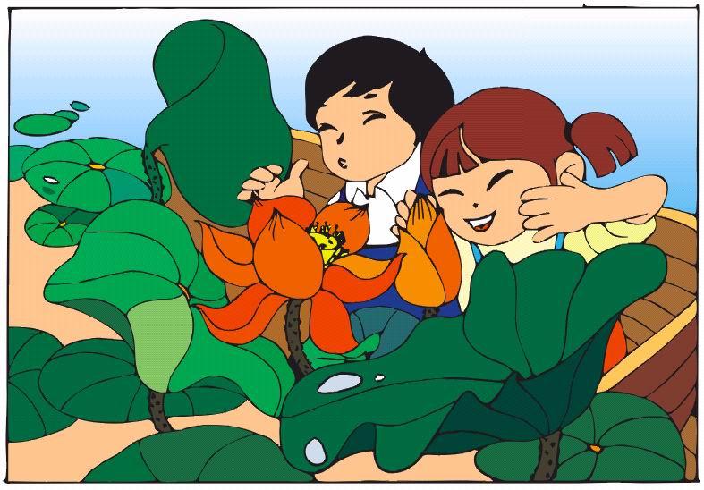小学课本卡通人物